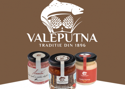 Valeputna – branding and package design